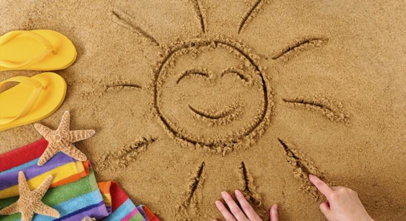 С пожелания за приятно лято от учениците от VI в клас